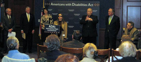 20th Anniversary of the Americans with Disabilities Act